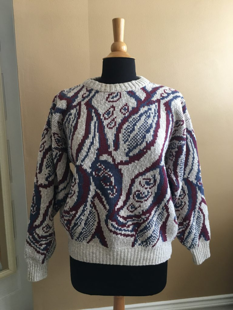 store, closet, for sale, clothes, cedar rapids, vintage, fun, lord jeff, sweater