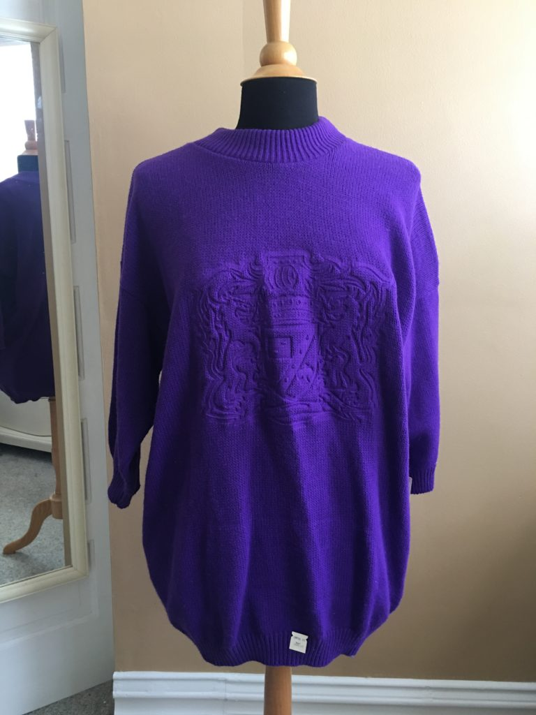 store, closet, for sale, clothes, cedar rapids, vintage, fun, Justin Allen, sweater